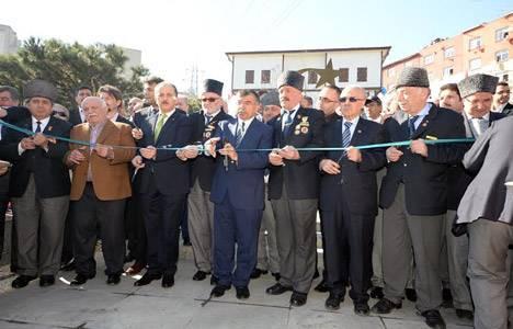 Bağcılar Şehitler Parkı ve Çanakkale Zaferi Müzesi hizmete açıldı!