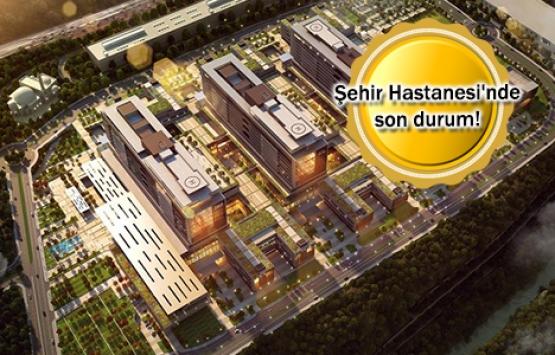 İkitelli Şehir Hastanesi tamamlandığında böyle olacak!