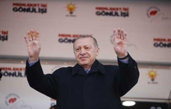 Cumhurbaşkanı Erdoğan: Trabzon'u