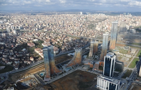 Ataşehir Modern Projesi A, B, C Blok konut, işyeri sosyal tesisleri 2022'de teslim!
