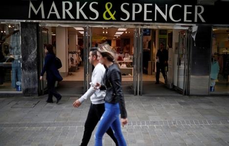Marks & Spencer İngiltere'deki 14 mağazasını kapatıyor!