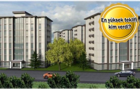 TOKİ Tozkoparan ihalesine 34 milyon TL'lik teklif!