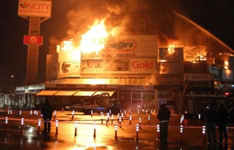 N City yangınında sanıklar dinlendi!