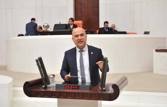İstanbul'daki kaçak yapıların yıkımı mecliste!