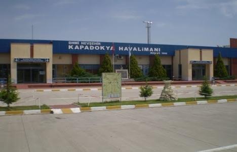 Kapadokya Havalimanı kiralama