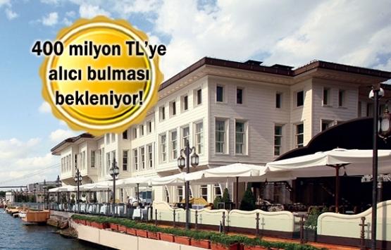 Boğaz'ın incisi Hotel Les Ottomans icradan satılıyor!