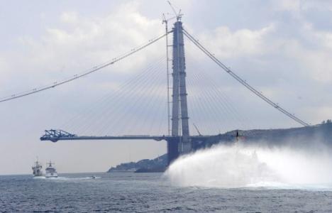 3. köprüde önce