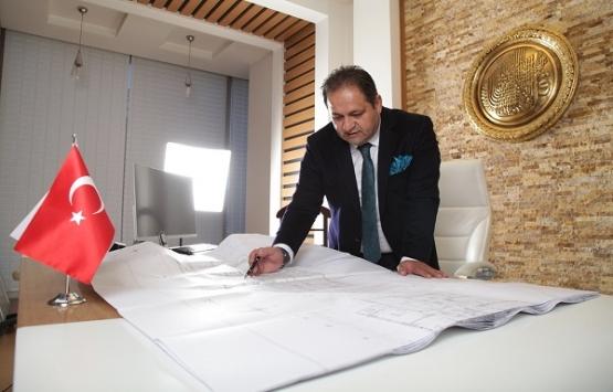 Sedat Kılınç kendi projelerini üretecek!