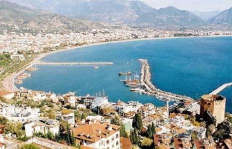 Alanya'da turizm imarlı taşınmaz satışa çıkarıldı!