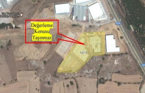 Reysaş GYO Menderes Görece'deki deposunu 275 bin TL'ye kiraladı!