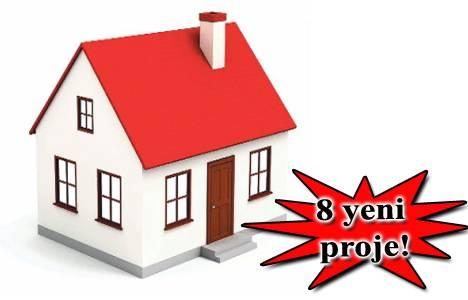2014 Şubat'ta yeni satışa çıkacak konut projeleri!