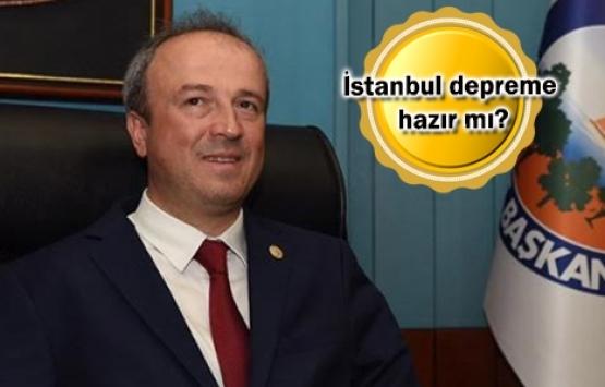 Deprem sadece Avcılar'ın değil İstanbul'un meselesi!