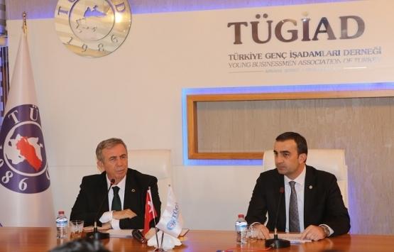 Geleceğin Ankara'sı inşa