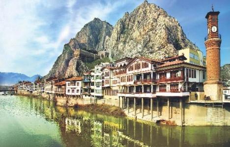 Amasya, UNESCO Dünya