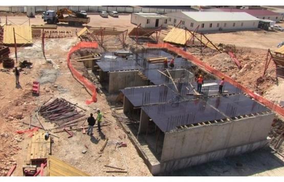 Eyyübiye'deki kentsel dönüşüm çalışmalarının ilk etabı 2021'de bitecek!
