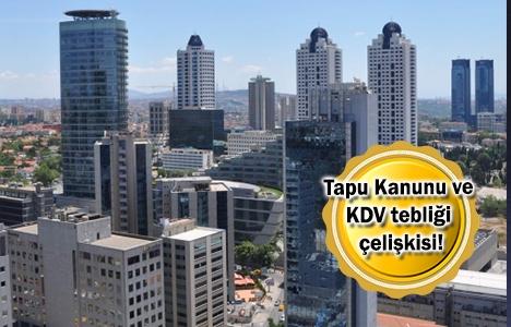 Yabancıların ofisi KDV'den