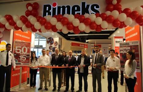 Bimeks Sakarya'daki ikinci mağazasını hizmete açtı!