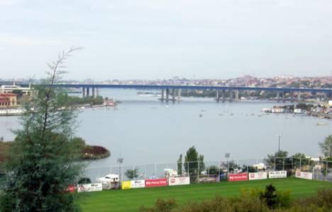 Beyoğlu'nda satılık arsa: