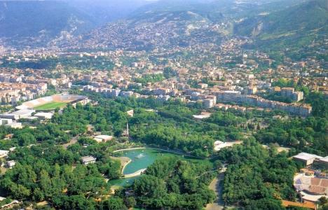 Bursa'da serbest bölgeye