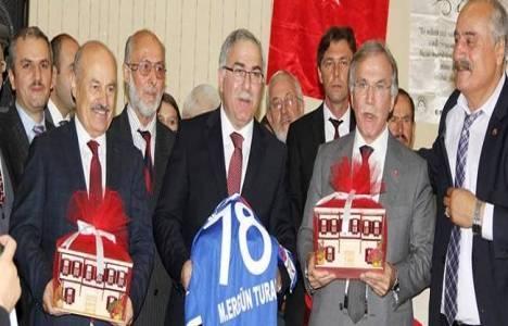 TOKİ Kastamonu'daki emeklileri