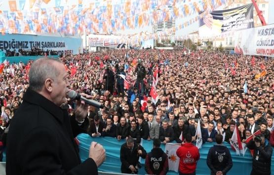 TOKİ Kastamonu'da 3 bin 556 konut inşa etti!