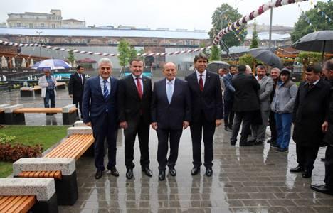 İstanbul yeni bir meydana daha kavuştu!