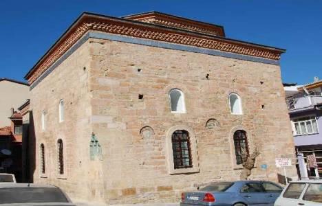 Simav Tarihi Üzüm Pazarı Camisi yeniden ibadete açıldı!