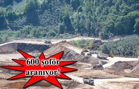 3. havalimanı inşaat çalışmaları hızlandı!
