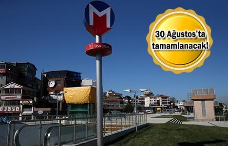 Üsküdar-Sancaktepe Metro Hattı'nda test sürüşleri başladı!