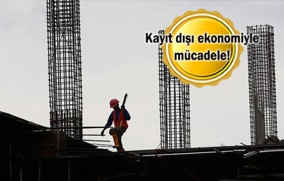 Gelir İdaresi'nden inşaat sektörüne kayıt dışı takibi!
