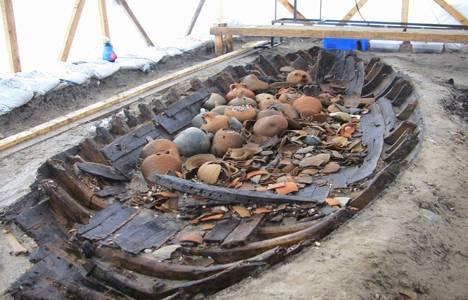 Marmaray kazılarında 150