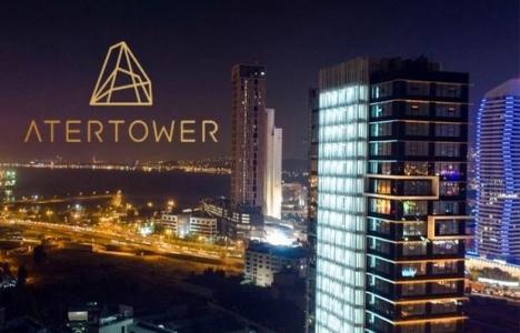Ater Grup İzmir Ater Tower ofis fiyatları!