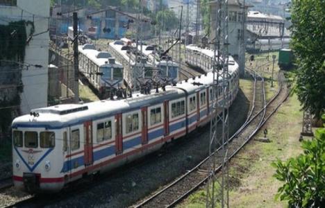 Eminönü-Halkalı tren hattı
