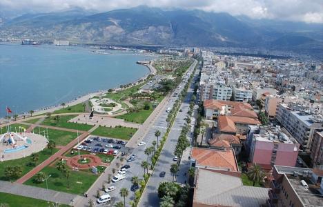 Mimarlar Odası, İskenderun Belediyesi'nden bilgi talep etti!