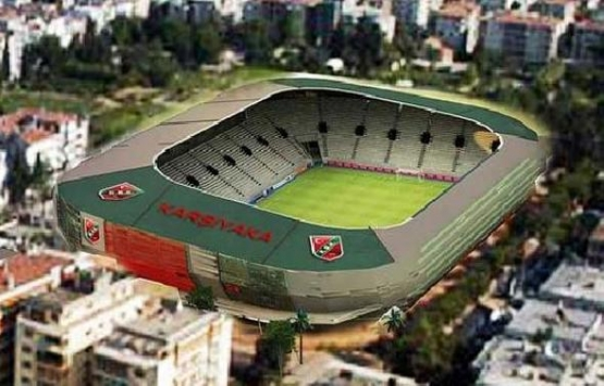 Karşıyaka Stadı'nın ruhsatı
