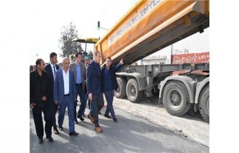 Adana Küçükdikili'de yollar asfaltlanıyor!