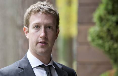 Mark Zuckerberg'in evinde