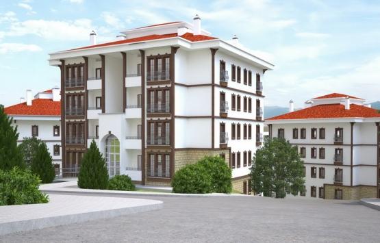 TOKİ'den Edirne'ye 98