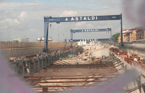Astaldi Gebze-İzmir otoyol