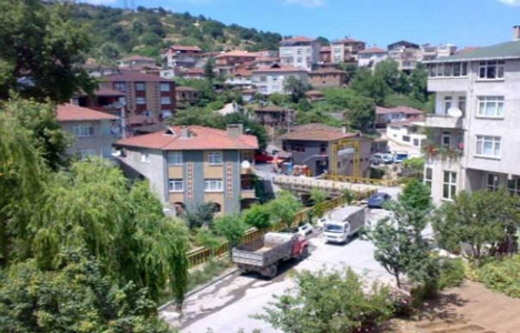 Beykoz Belediyesi arsa