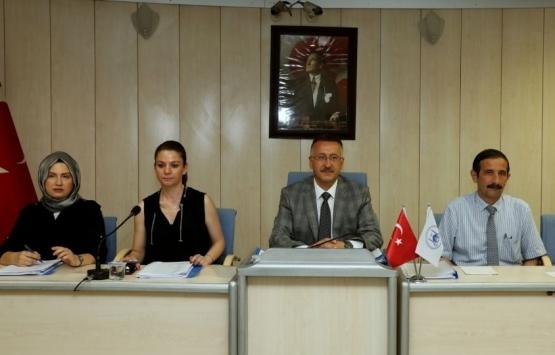 Adapazarı Belediye Meclisi'nde imar konuşuldu!