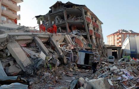 Depremzede inşaat mühendisleri