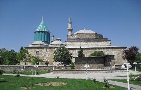 Konya Mevlana Müzesi'ne