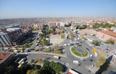 İstanbul'un en büyük ikinci meydanı Bağcılar'a inşa edilecek!