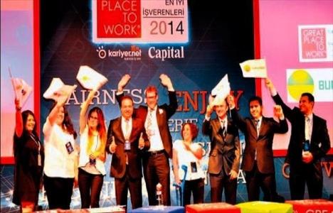 2014 Bursagaz'ın başarı yılı oldu!