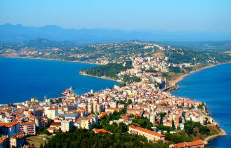 Sinop'un imar planı