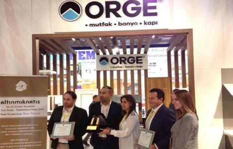 ORGE, TurkeyBuild İzmir'in