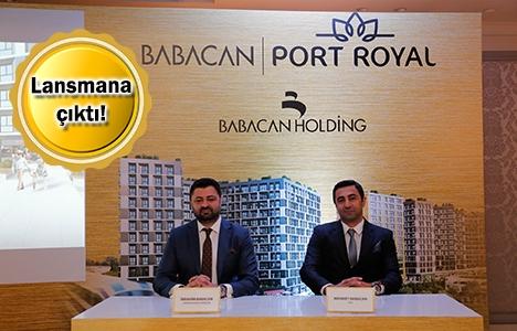 Babacan Port Royal'de fiyatlar 249 bin TL'den başlıyor!