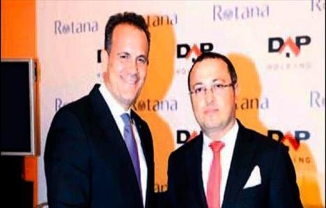 Dap Yapı Körfez firması Rotana ile sözleşme imzaladı!