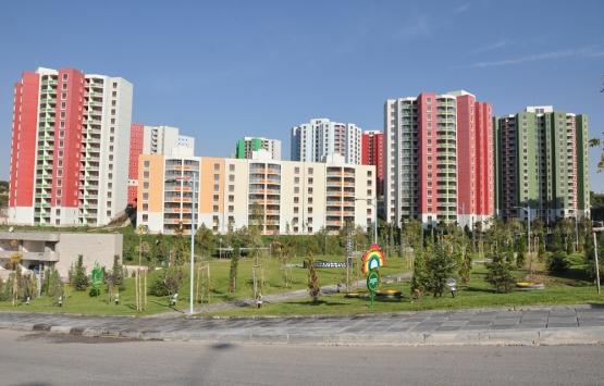 TOKİ'den Burdur'a 655